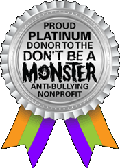 Cutting Edge Haunted House proudly supports the Don't Be A Monster anti-bullying program, a national nonprofit that works with haunted houses throughout the United States to offer anti-bullying assemblies to students.